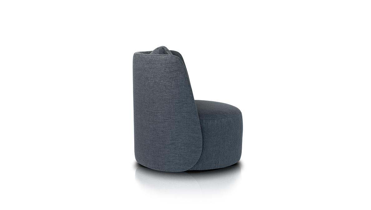 Fotel Pyora nobonobo Treccia 19